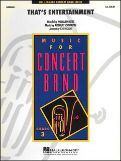 楽譜 ザッツ・エンターテイメント(04000684/Young Concert Band/輸入吹奏楽(T)/T:2:25/G3)