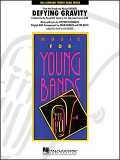 楽譜 自由を求めて(「ウィキッド」より)(04001251/Young Concert Band/輸入吹奏楽譜(T)/G3)