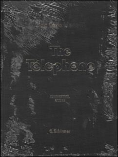 楽譜 ジャン=カルロ・メノッティ/歌劇「電話」 (オーケストラ・スコア) (英語)(50340790/ED3184/オーケストラ・スコア/輸入楽譜(T))