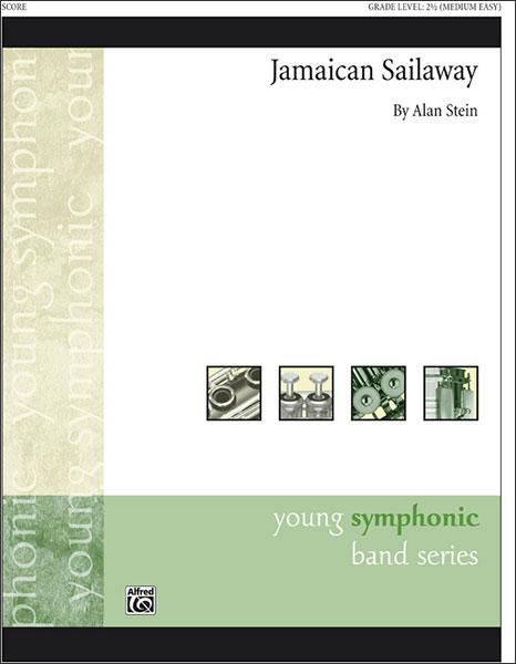 楽譜 スタイン/ジャマイカ航路(33851/輸入吹奏楽譜(T)/G2.5/T:2:40)