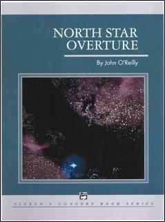 楽譜 オライリー/北極星序曲(2049/輸入吹奏楽譜(T)/G3)