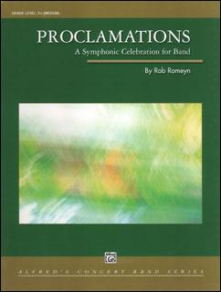 楽譜楽譜 ロメイン/宣言(交響的セレブレーション)(36714/輸入吹奏楽譜(T)/G3.5/T:5:40), リヴェラール:ae6b2bac --- officewill.xsrv.jp