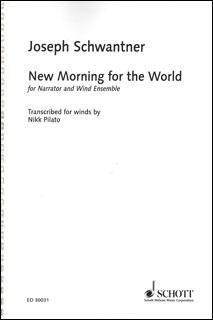 楽譜 シュワントナー/新たなる時代への黎明より「自由への夜明け」(518168/49017763/輸入吹奏楽譜(T)/T:23:00)