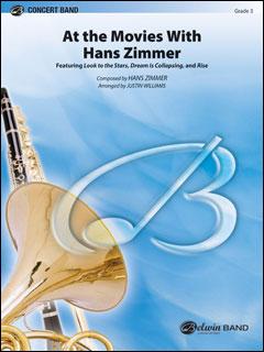 楽譜 ハンス・ジマー/ハンス・ジマーの映画メドレー(42213/輸入吹奏楽譜(T)/T:3:30/G3)