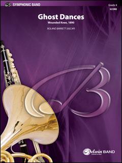 楽譜楽譜 バレット/ゴースト・ダンス(32538/輸入吹奏楽譜(T)T:6:15/G4), ジュエリー工房 遊彩:cf51b4ab --- officewill.xsrv.jp