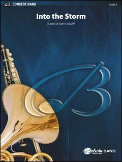 楽譜 R.W. スミス/嵐の中へ(BD01102/輸入吹奏楽譜(T)/T:5:00/G3)