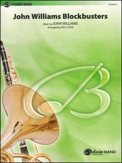 楽譜 ジョン・ウィリアムズ 大ヒット・メドレー(CBM02011/輸入吹奏楽譜(T)/T:3:45/G2)