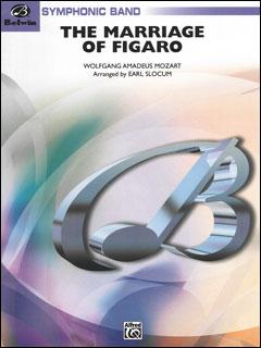 楽譜 モーツァルト/「フィガロの結婚」序曲(83481/輸入吹奏楽譜(T)/T:3:50/G4)