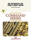 楽譜 失われた船を探して/ジェームス・スウェアリンジェン作曲