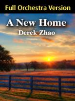 楽譜 ニュー・ホーム/デレク・チャオ作曲(【1767591】/ARC-7035-00/オーケストラ/G3/T:5:12/輸入楽譜(T)), ナチュラルウェルネス:3f824d7f --- officewill.xsrv.jp