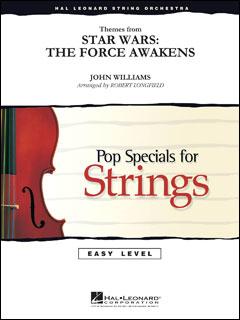 楽譜 「スター・ウォーズ/フォースの覚醒」メドレー(04491711/ストリング・オーケストラ/G2.5/輸入楽譜(T))