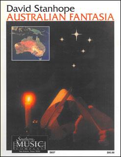 楽譜 スタンホープ/オーストラリア幻想曲(S837/03778683/輸入吹奏楽譜(T)/G5/T:13:00)