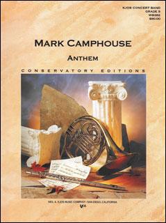 楽譜 キャンプハウス/アンセム(WB382/輸入吹奏楽(T)/G5/T:11:00)