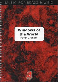 楽譜 グラハム/世界の窓(M-57017-026-5/輸入吹奏楽譜(T)/G4.5/T:21:00)
