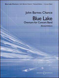 楽譜 チャンス/ブルーレイク序曲(48023667/輸入吹奏楽譜(T)/G4/T:9:00)