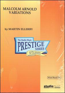 楽譜 エレビー/マルコム・アーノルド・ヴァリエーション(M-050-08689-5/輸入吹奏楽譜(T)/G5/T:13:50)