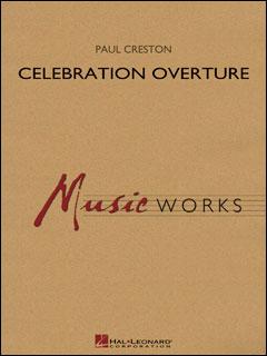 楽譜 クレストン/祝典序曲 Op. 61(改訂版)(【1940520】/04004426/輸入吹奏楽譜(T)/G5/T:7:45)