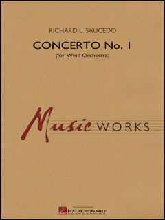 楽譜 ソーセイド/吹奏楽のための協奏曲 第1番(【1952097】/04004789/輸入吹奏楽譜(T)/G5/T:8:45)