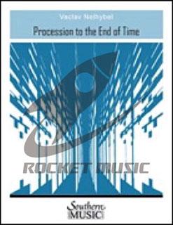 楽譜 UN 1039 世の終わりへの行進(ネリベル)(吹奏楽オリジナルベスト/Rocket(輸入楽譜)/G4/T:3:00)
