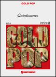 楽譜 GP 5 クインテッセンス(吹奏楽ゴールドポップ/G4.5/F/T:4:30)