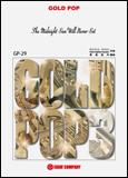 楽譜 GP 29  ザ・ミッドナイト・サン・ウィル・ネバー・セット(吹奏楽ゴールドポップ)
