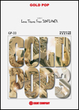 楽譜 GP 33  ひまわり(吹奏楽ゴールドポップ/G3/G/T:3:38/キー:Bm→Fm)