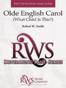 楽譜 古いイギリスのキャロル(グリーンスリーブス)/ロバート・W・スミス編曲(輸入吹奏楽譜(T))