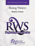 楽譜 ライジング・ウォーター/マーク・J・コナー作曲(輸入吹奏楽譜(T))