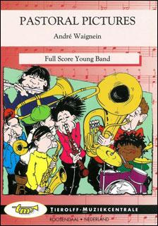 楽譜 ウェニャン/パストラル・ピクチャーズ(フレックス編成版)(GYW00124885/-/輸入吹奏楽譜:スコアとパート譜セット(オリジナル作品)/Grade 2/Time 3:00/輸入楽譜(Y))