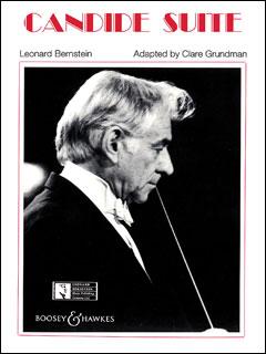 楽譜 バーンスタイン/キャンディード組曲(【2319】/00450012/輸入吹奏楽譜(T))