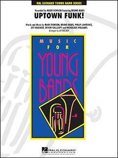 楽譜 MUP 2096 ブルーノ・マーズ/アップタウン・ファンク(吹奏楽ポピュラーベスト/M8(輸入楽譜)/G3)