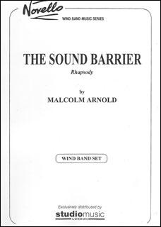 楽譜 アーノルド/サウンド・バリアー(【4270】/RSSM031710/輸入吹奏楽譜(T)/G5/T:7:00:)