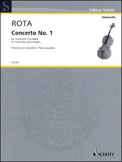 楽譜 第1番 ニーノ・ロータ/チェロ協奏曲 第1番【Cello&Piano】(【2125423】/CB 293/49045679/チェロ・ソロ&ピアノ/輸入楽譜(T)), リュウホクマチ:48b65ce4 --- officewill.xsrv.jp