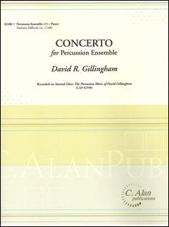 楽譜 ギリングハム/打楽器アンサンブルのための協奏曲(【1315276 楽譜】/02280/打楽器13重奏とピアノ/輸入楽譜(T)), 紙通販ダイゲン:fffc4f38 --- officewill.xsrv.jp