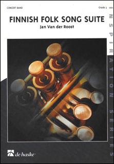 楽譜 ロースト/フィンランド民謡組曲(輸入吹奏楽譜(T)/G3/T:7:45)