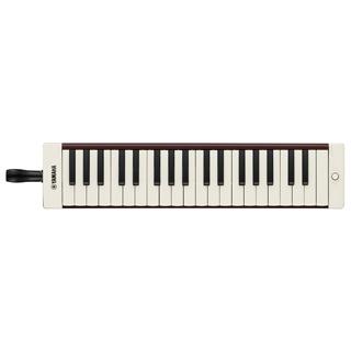 ヤマハ YAMAHA 大人のピアニカ P-37EBR ブラウン 鍵盤数:37 音域:f~f'''(同梱品:吹き口、演奏用パイプ、取扱説明書、ソフトケース(ストラップ付き) 鍵盤ハーモニカ)