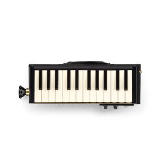 SUZUKI スズキ メロディオン HAMMOND PRO-24B バス24鍵 F~e1 鈴木楽器 エレアコ鍵盤ハーモニカ ハモンド BB PRO-24B Melodion HAMMOND BB {72032867}