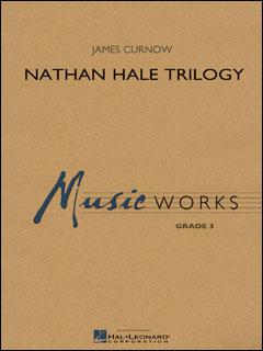 楽譜 カーナウ/ネイサン・ヘイル・トリロジー(【75376】/26423011/輸入吹奏楽譜(T)/G3/T:5:50)