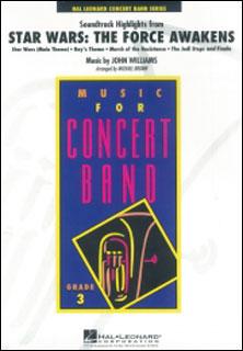 楽譜 MUP 2097 「スター・ウォーズ・フォースの覚醒」メドレー(吹奏楽ポピュラーベスト/M8(輸入楽譜))