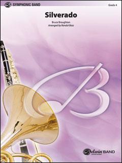 楽譜 ブロートン/シルバラード(【29632】/414509/輸入吹奏楽譜(T)/G4/T:4:30)