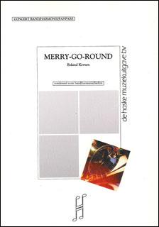 楽譜 ケルネン/メリー・ゴー・ラウンド(【DHP0950647-015 】/1816/輸入吹奏楽譜(T)/G3/T:3:30)