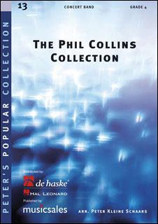 楽譜 フィル・コリンズ・コレクション(【292436】/1236-05-010MS /輸入吹奏楽譜(T)/G4/T:8:00)