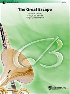 楽譜 E. バーンスタイン/大脱走のマーチ(【3856】/CB9531/輸入吹奏楽譜(T)/G2/T:2:19)