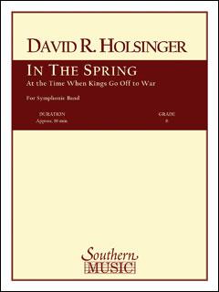楽譜 ホルジンガー/春になって王たちが戦いに出るに及んで( 楽譜【2484】/03777808/S618/輸入吹奏楽譜(T)/G6/T:10:00), 山形村:66c12f72 --- officewill.xsrv.jp