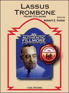 楽譜 フィルモア/ラッサス・トロンボーン(【1213526】/CB140/輸入吹奏楽譜(T)/G4/T:2:40)