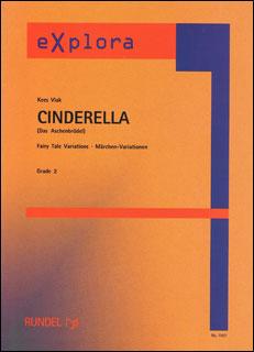 楽譜 フラク/シンデレラ(【205171】/MVSR7007/輸入吹奏楽譜(T)/G2/T:10:32)
