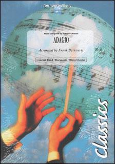 楽譜 アルビノーニのアダージョ(【519528】/BM2000.0246.HA/輸入吹奏楽譜(T)/G3/T:4:23)