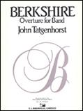 楽譜 バークシャー/タジェンホースト作曲 輸入吹奏楽譜(T)コンサート・バンド/G3/T:5:35