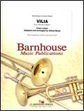 楽譜 喜歌劇「メリー・ウィドウ」よりヴィリアの歌/レハール作曲 012-2225-00/輸入吹奏楽譜(T)コンサート・バンド/G3/T:4:46