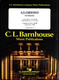 楽譜 グロリオーソ/ハックビー作曲 012-3128-00/輸入吹奏楽譜(T)コンサート・バンド/G3/T:4:57